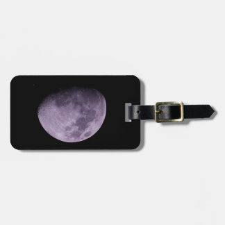 The Moon - Luggage Tag