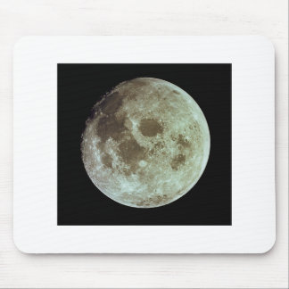 The Moon Mouse Pad