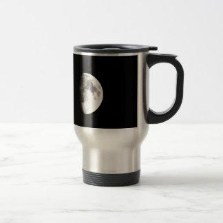 The Moon Coffee Mugs
