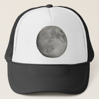 The Moon on multiple colored Trucker Hat