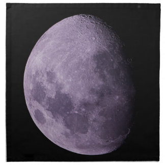 The Moon - Pack of 4 Cotton Napkin