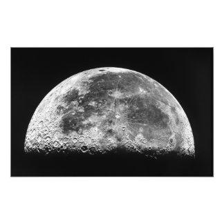 The Moon Photo Print