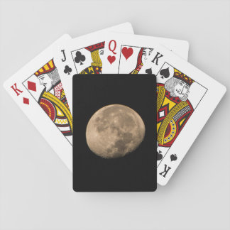 The Moon Playing cards