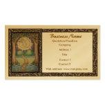 The Moon Tarot Business Card