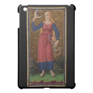 The Moon Tarot Card iPad Mini Cases