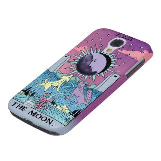 The moon tarot galaxy s4 case