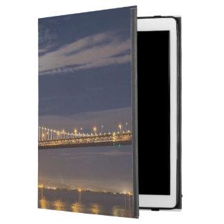 "The moonrise tonight over the Bay Bridge iPad Pro 12.9"" Case"