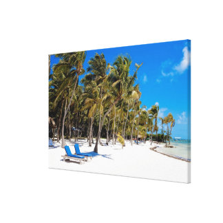 The Moorings Resort, Marathon, Key West, 2 Canvas Print