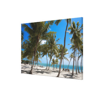 The Moorings Resort, Marathon, Key West, Canvas Print