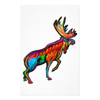 THE MOOSE STRIDE CUSTOMISED STATIONERY