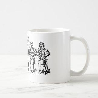 THE MOOSEDONIANS BASIC WHITE MUG