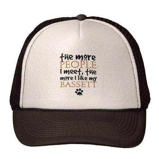 The more people I meet the more I like my Bassett Mesh Hats