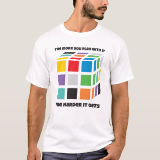 The More You Play With It Tee