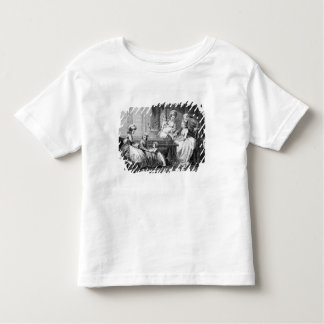 The Morning Amusements of the Royal Family Toddler T-Shirt