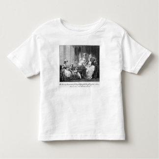 The Morning Amusements of the Royal Family Tshirts