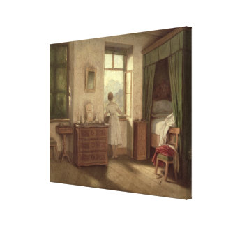 The Morning Hour Canvas Print