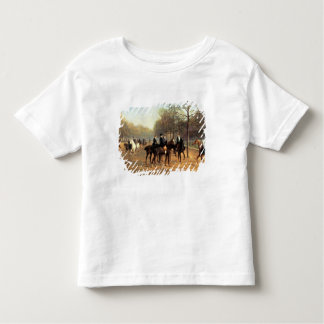 The Morning Ride, Rotten Row, Hyde Park, 1894 (oil Toddler T-Shirt