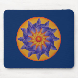 The Morning Sun Mouse Pad