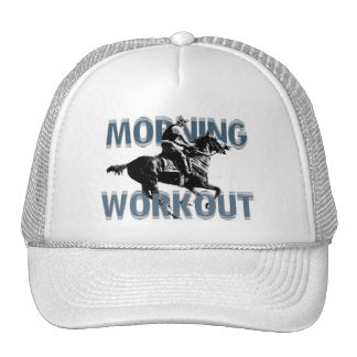 The Morning Workout Cap