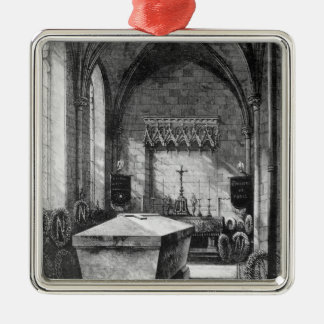 The Mortuary Chapel at St. Mary's Church Christmas Ornament