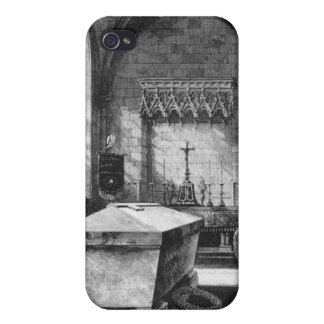The Mortuary Chapel at St. Mary's Church iPhone 4 Case
