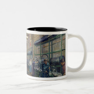 The Moscow Cycle Works, c.1930 Coffee Mugs