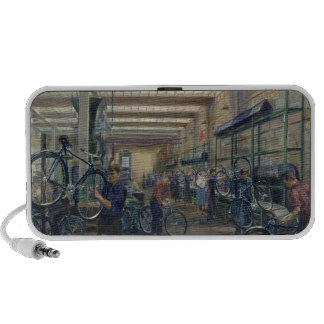 The Moscow Cycle Works, c.1930 Mini Speaker