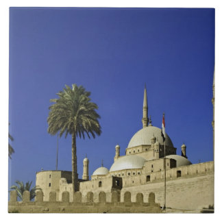 The Mosque of Muhammad Ali at the Citadel, also 2 Large Square Tile