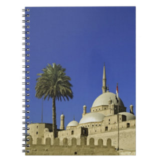 The Mosque of Muhammad Ali at the Citadel, also 2 Notebook