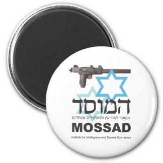 The Mossad 6 Cm Round Magnet