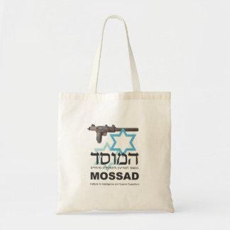 The Mossad Budget Tote Bag