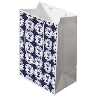 The Mossad Emblem Medium Gift Bag