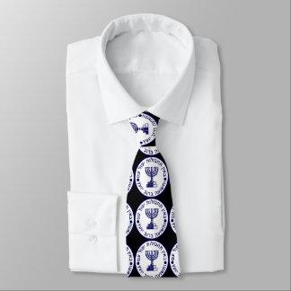 The Mossad Seal Tie