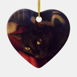 The Most Handsome Heart Ornament