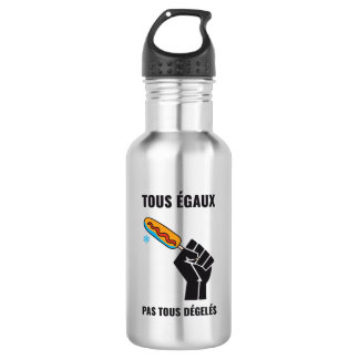 The most not thawed out limps Quebec humour 532 Ml Water Bottle
