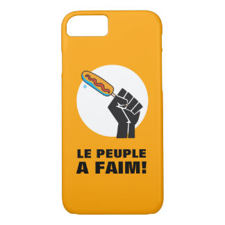 The most not thawed out limps Quebec humour iPhone 8/7 Case