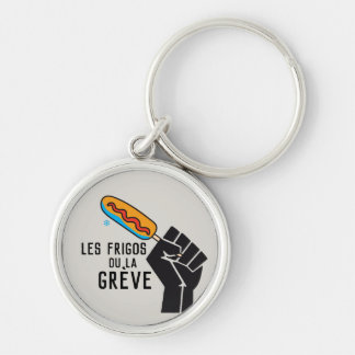 The most not thawed out limps Quebec humour Key Ring