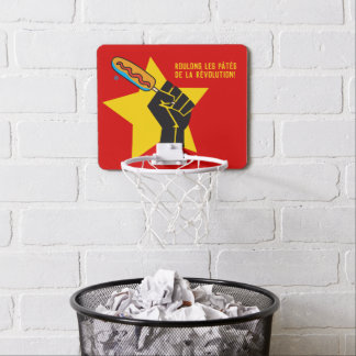 The most not thawed out limps Quebec humour Mini Basketball Hoop