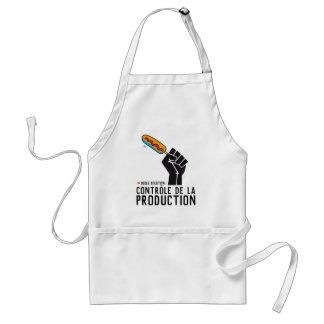 The most not thawed out limps Quebec humour Standard Apron