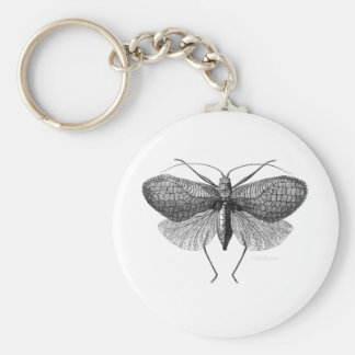 The Moth Man Prophesy Key Chain