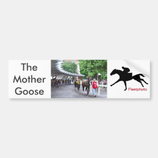 The Mother Goose Stakes 2016 Bumper Sticker