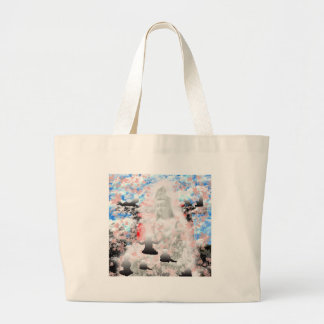 The mother question tsu it does, the yo jumbo tote bag