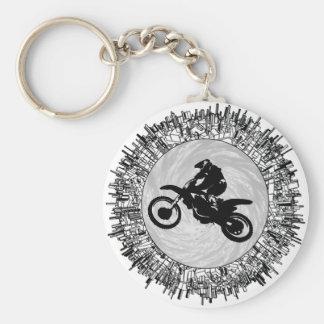 THE MOTOCROSS EFFECT KEY RING