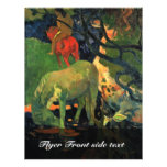 The Mould By Gauguin Paul (Best Quality) Flyer