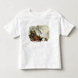 The Mountains at Lauteraar, 1776 Toddler T-Shirt