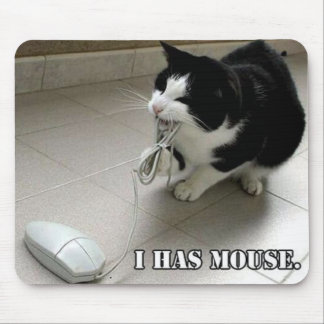The Mouse Mouse Mat