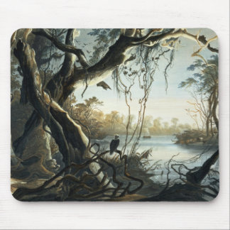 The Mouth of the Fox River, Indiana, plate 5 from Mouse Mat