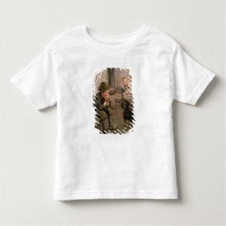 The Mouth Organ Player Toddler T-Shirt