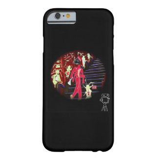 The Movie Theatre Usher Barely There iPhone 6 Case