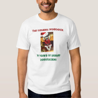 The MPs 30th Anniversary Christmas Collection Tees